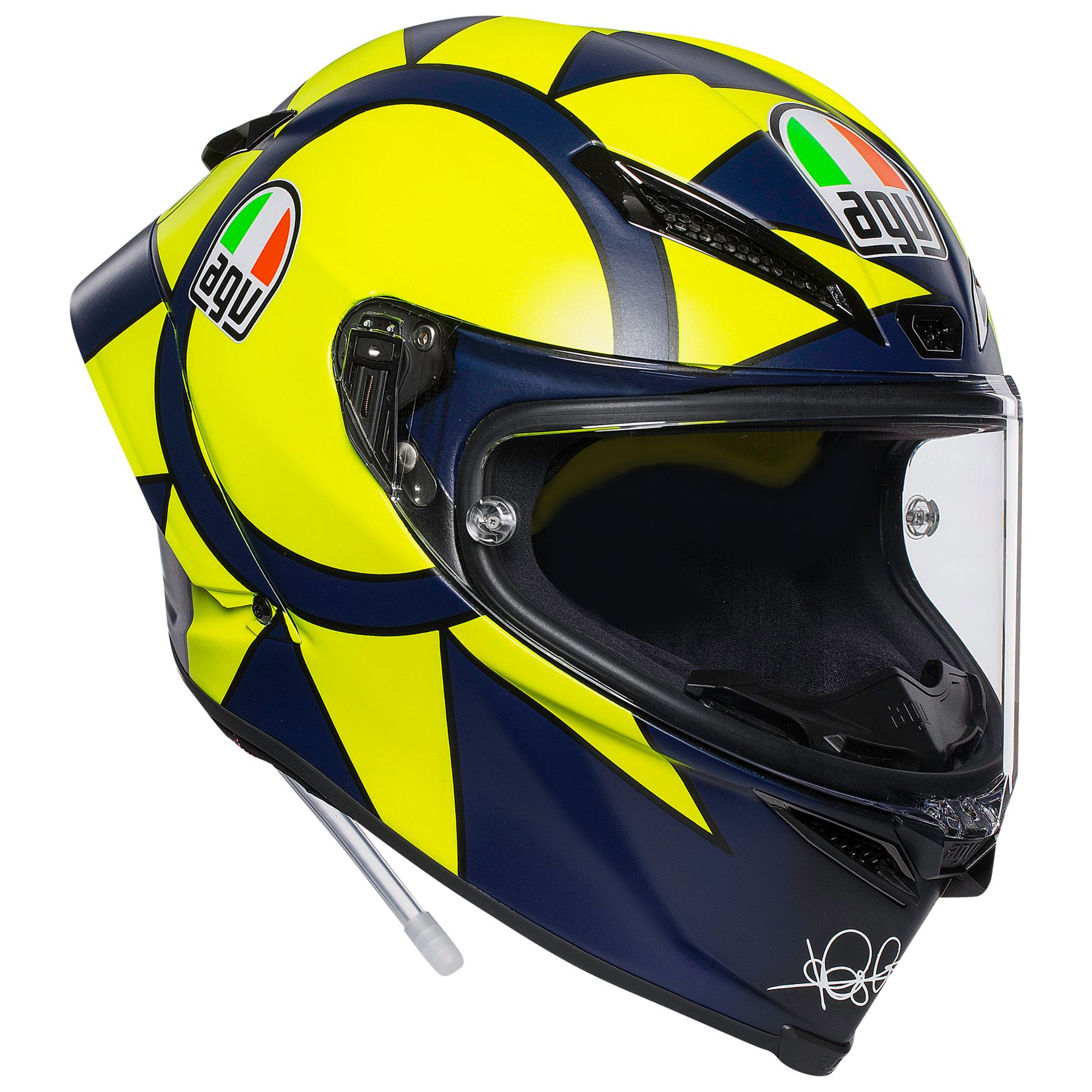 AGV Replacement Cheek Pads for Pista GP R Helmets Pick Size